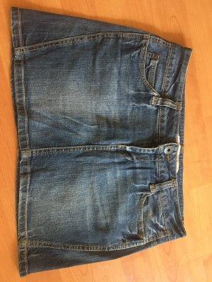 Jeans-Minirock in Gr.38 von Only