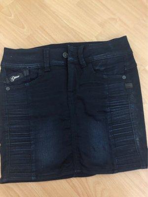 Jeans Minirock von G-Star in Grösse 26