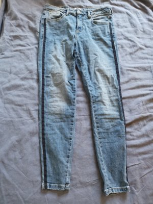 B.young Slim jeans korenblauw