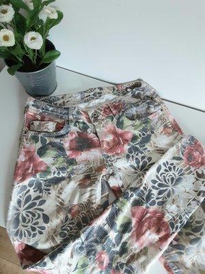 Yaya Jeans a 7/8 multicolore
