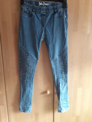 John Baner Jeans vita bassa blu fiordaliso