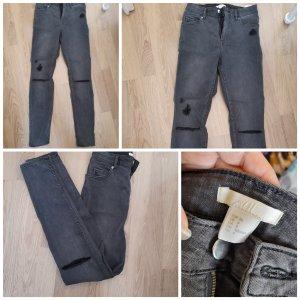 Jeans mit Cuts