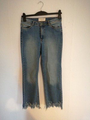 Reserved Jeans a 7/8 azzurro