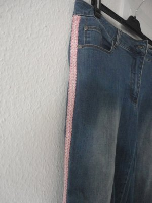 Angel of Style Stretch jeans rosé-blauw