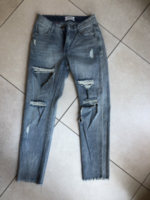 One teaspoon Jeans boyfriend blu fiordaliso