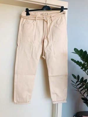 Close by Denim Boyfriend Jeans cream mixture fibre