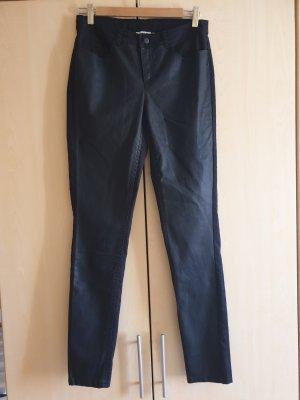 Jeans mit Leder von Only