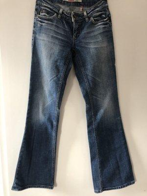 Only Jeans svasati blu scuro