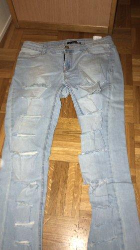 Jeans mit Löchern 40