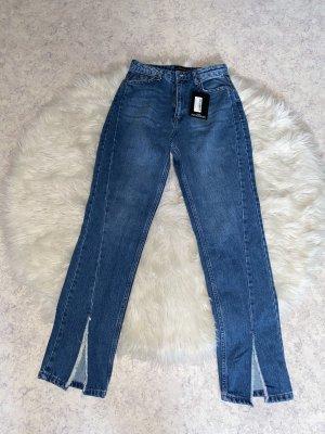 Jeans mit Schlitz Neu mit Etikett gr. 38