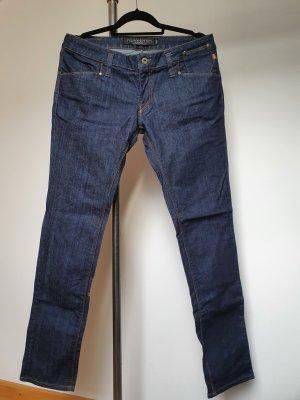 Jeans mit schöner Nahtführung Jeans-Größe 32/32