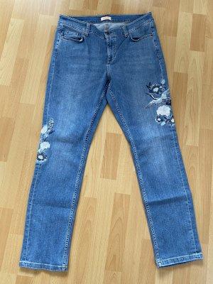 Triangel Pantalón de cinco bolsillos multicolor