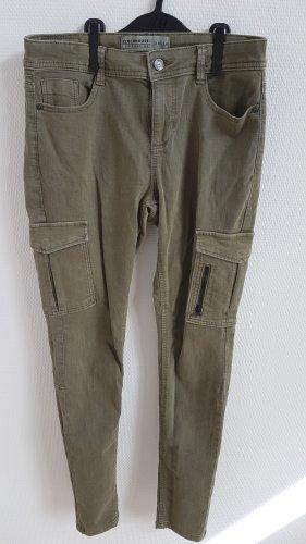 Jeans mit Taschen