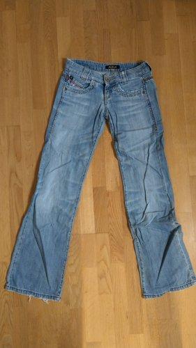 Killah Boyfriend Jeans blue