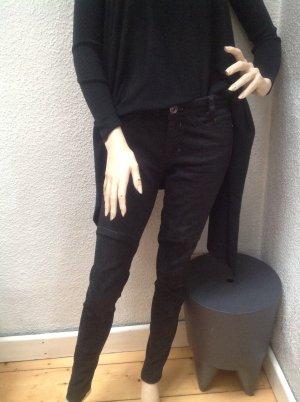 Jeans mit Wildleder von Marc Cain