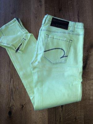 Jeans mit ZIP