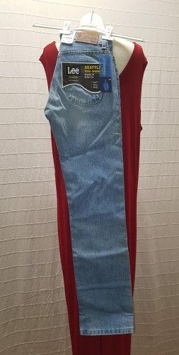 Jeans, Neu, Lee, button fly, regular fit, Gr. 27x34