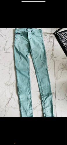 Cipo & Baxx Stretch Jeans mint