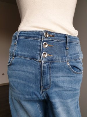Orsay Hoge taille jeans azuur