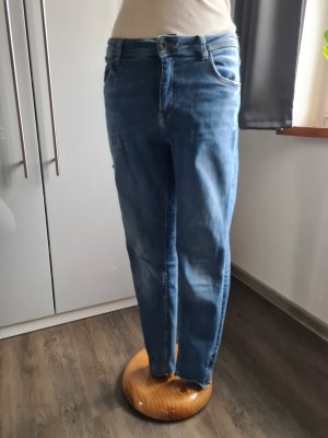 Yessica Stretch Jeans azure