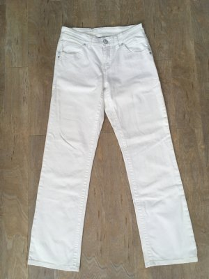 Street One Stretch Jeans white-natural white