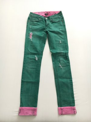 Jeans One Green Elephant