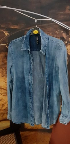 Jeans Optik Hemd/Bluse 40/L
