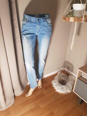 Jeans Opus Lisenka S 36 Blau sehr gut erhalten