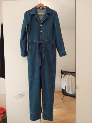 Jeans Overall Jumpsuit