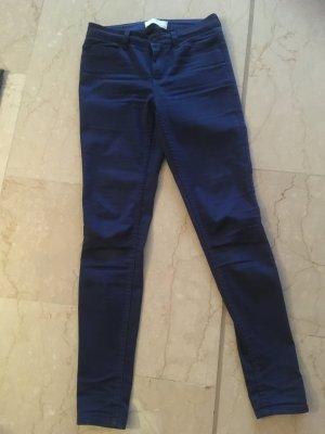 Jeans Pieces Größe M marineblau