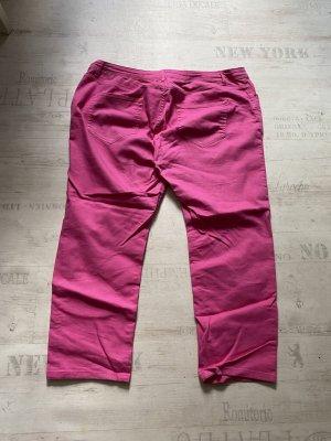 M&S 7/8 Length Jeans pink spandex