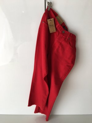 Polo Ralph Lauren 7/8 Length Jeans red