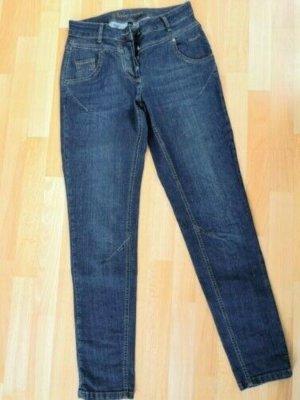 Kenny S. Stretch Jeans blue cotton