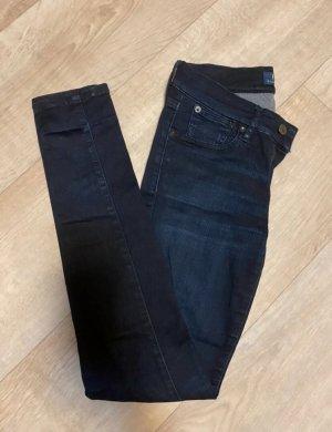 Polo Ralph Lauren Skinny Jeans dark blue