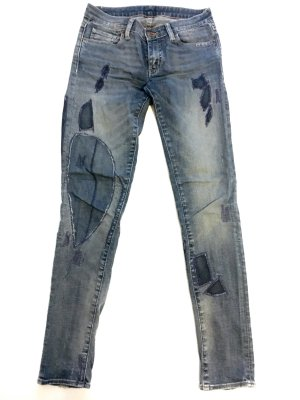 Denim & Supply Ralph Lauren Skinny Jeans blue