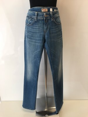 Replay Jeans stretch gris ardoise