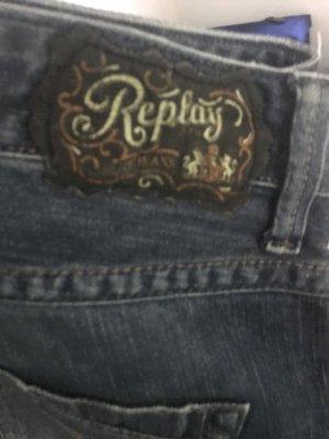 Jeans Replay wie Neu Gr.32/32 gerade