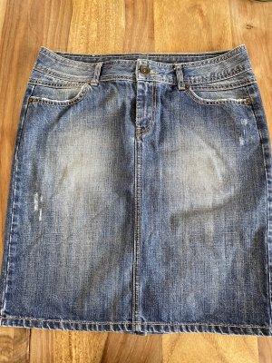 Colins Gonna di jeans blu