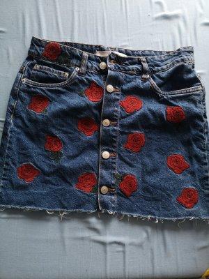 Jeans-Rock