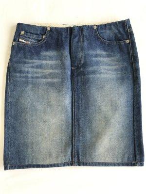 Diesel Industry Denim Skirt blue