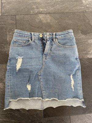 Anti Blue Jeansowa spódnica jasnoniebieski