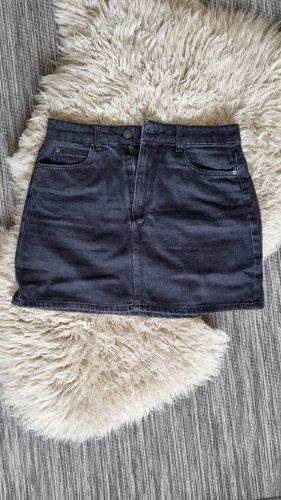 Bershka Miniskirt black