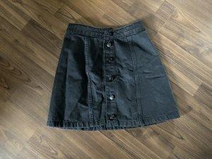 Urban Outfitters Jupe en jeans noir