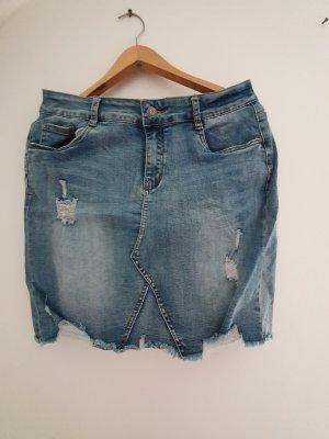 Anderne Denim Skirt blue