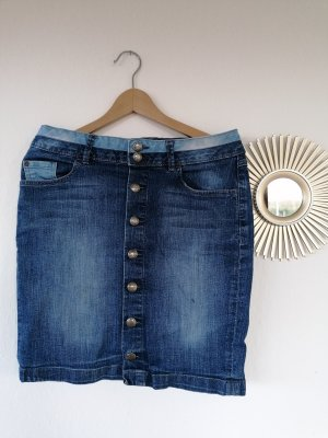 Esprit Denim Skirt steel blue