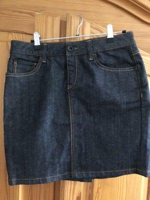 Mexx Jeansowa spódnica ciemnoniebieski