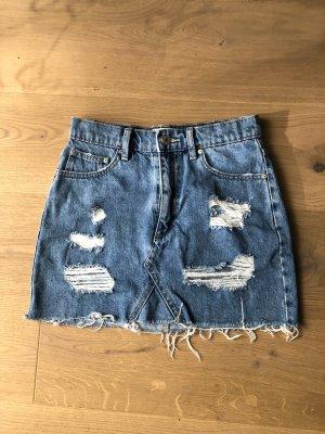 Jeans Rock Denim Gr. XS/S