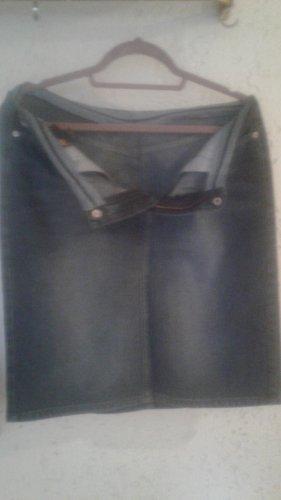 Diesel Denim Skirt blue