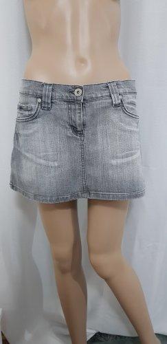 jeans Rock grau