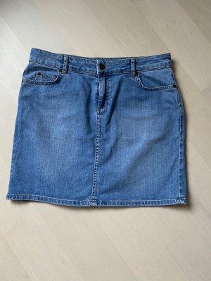 Lexington Jupe en jeans bleuet-bleu azur